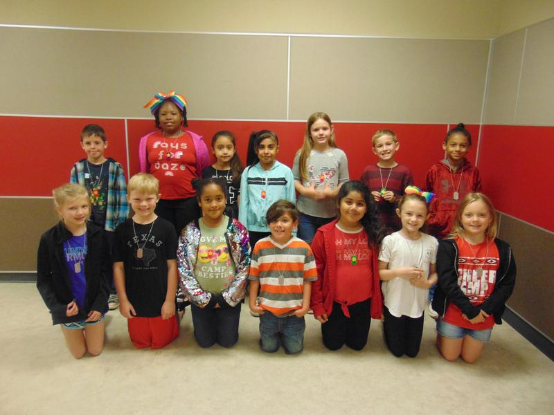 2nd Grade April Student of the Month Featured Photo