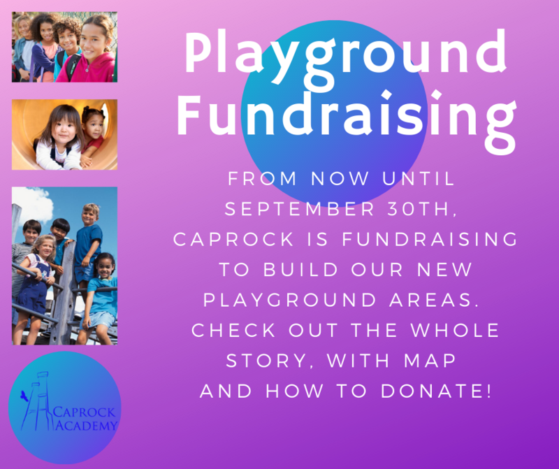 Caprock Playground Fundraising