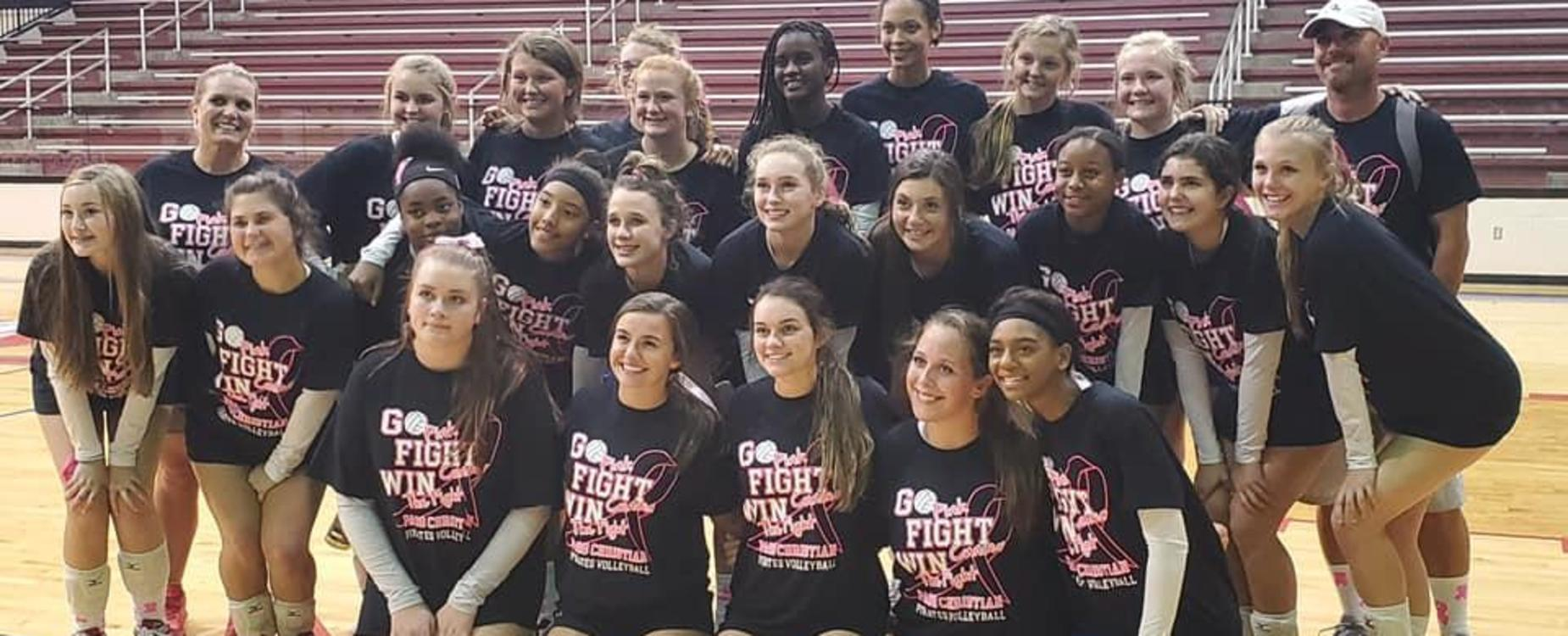 PCHS Volleyball