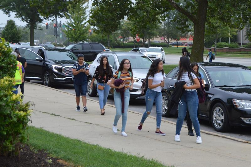 ITJHS first day
