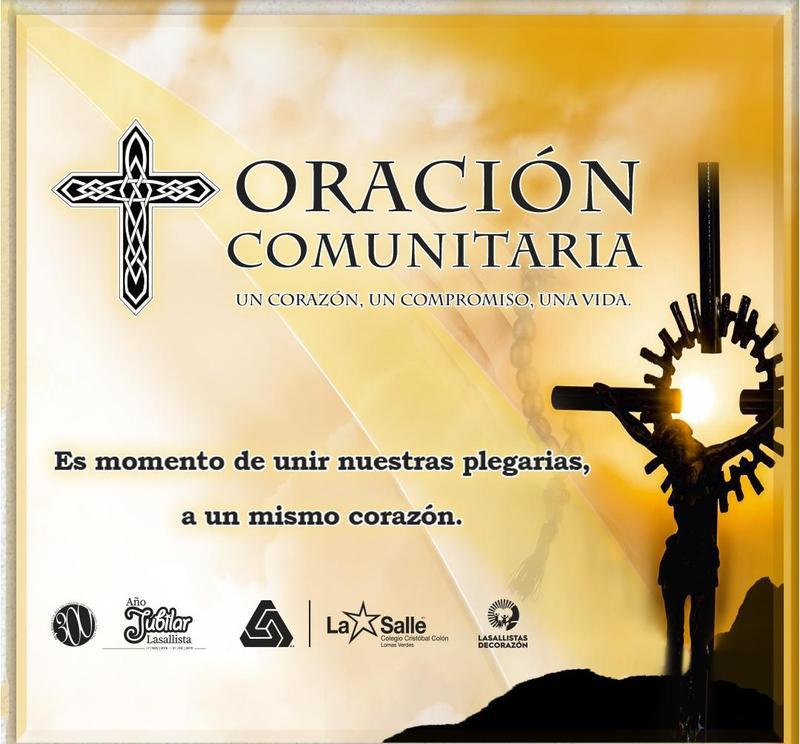 Oración Comunitaria Thumbnail Image