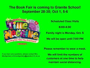 book fair notice