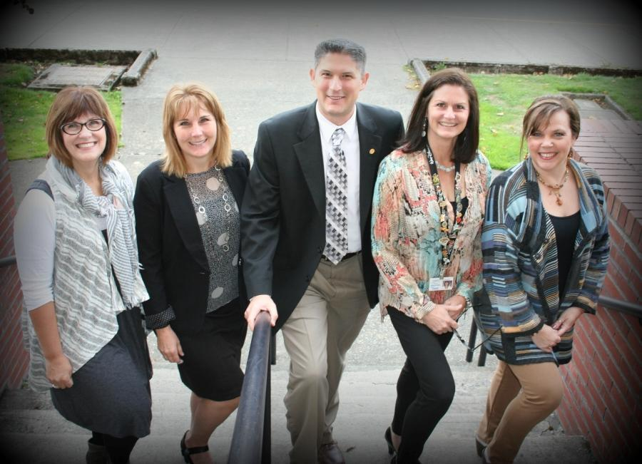 Picture of Human resources team