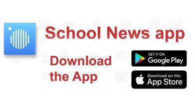 New! - Get updates with the School News App Featured Photo