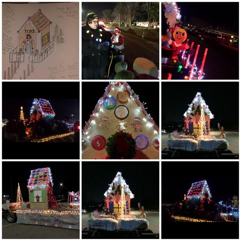 Christmas Float Featured Photo