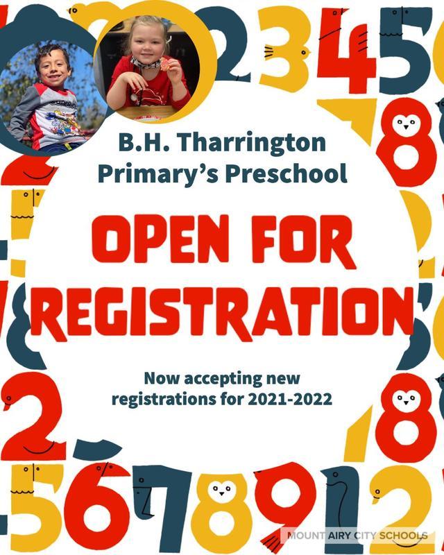 prek registration open