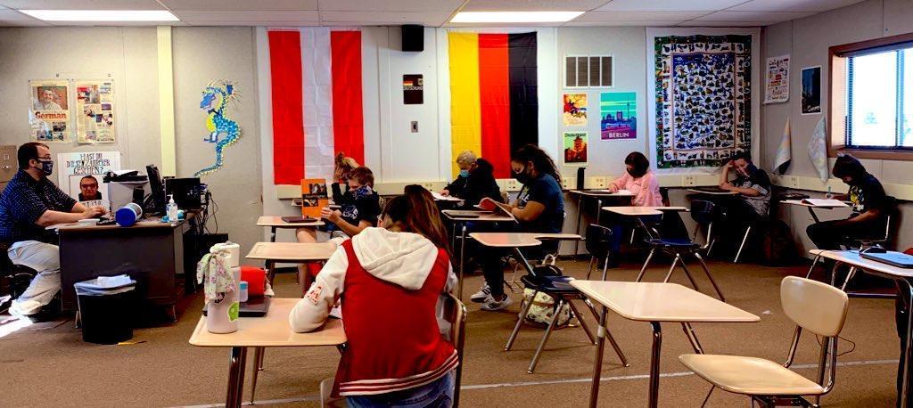 7th grade German
