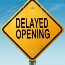 Delayed Opening - Friday, November 16th Featured Photo