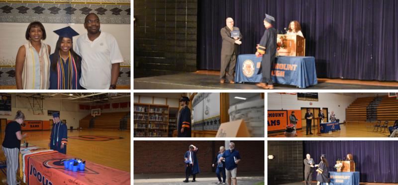 Candid Photos from Virtual Graduation Thumbnail Image