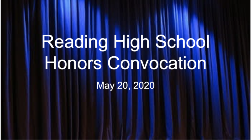 Honors Convocation