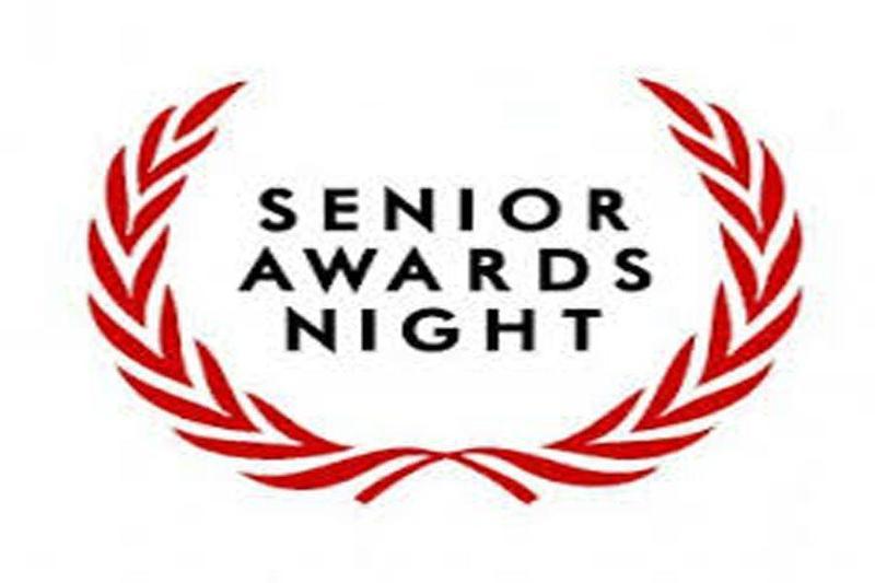 Senior Awards Night Graphic