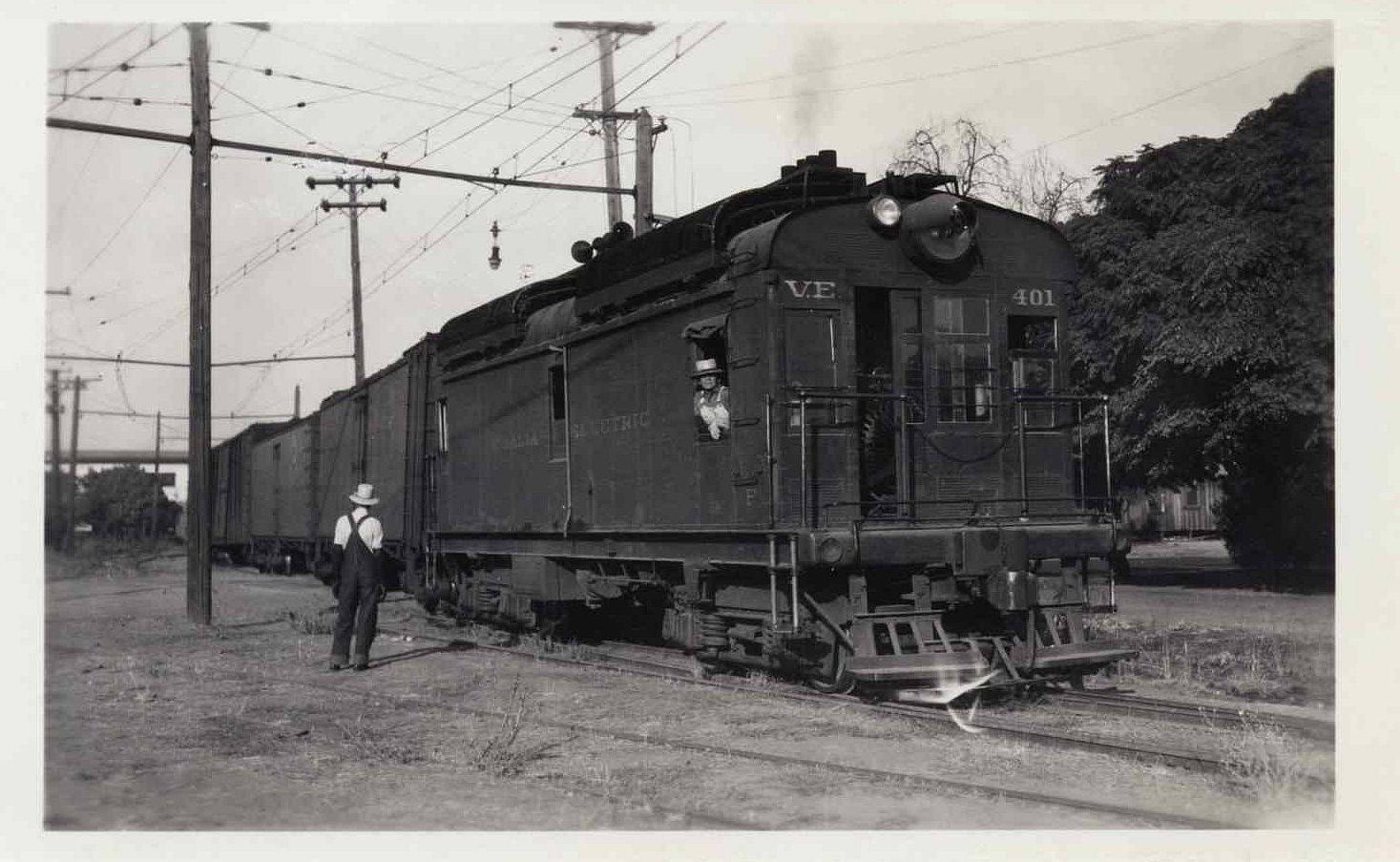 historical exeter- train station