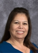 Dolores Paniagua, Educational Services Clerk/Facilities Clerk