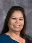 Dolores Paniagua, Educational Services Clerk/Facilities Clerk