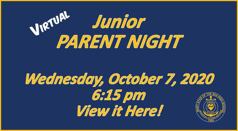Junior Parent Night Featured Photo