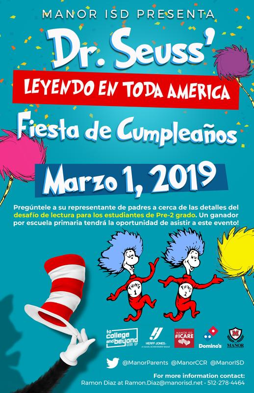 Dr. Seuss - Read Across America Birthday Party Thumbnail Image