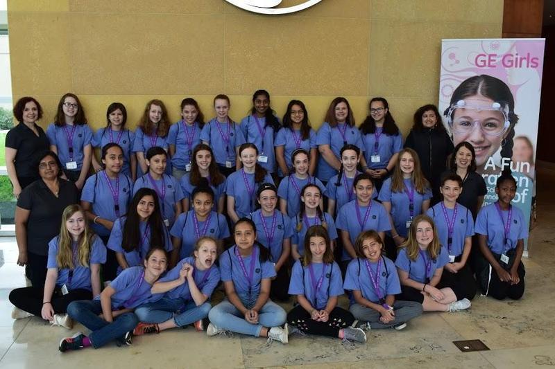 Shorewood Students Participate in GE Girls Program