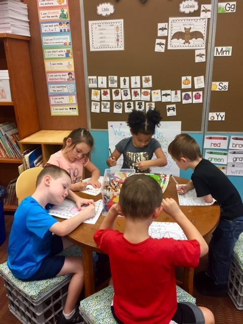 Miss Bowen's Kindergarten