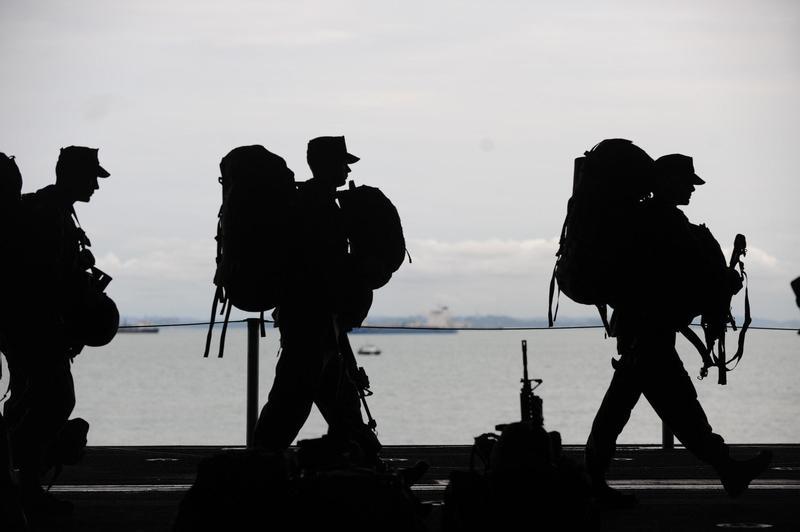 Military People