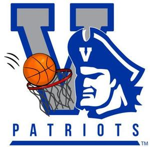 VMHS Boys basketball logo