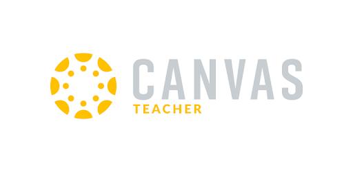 teacher canvas login logo