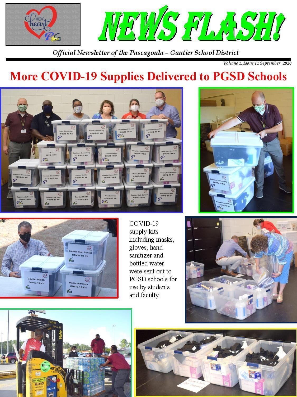 Covid 19 supplies