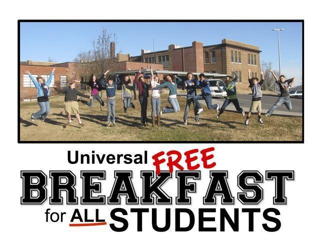 Universal Free Breakfast