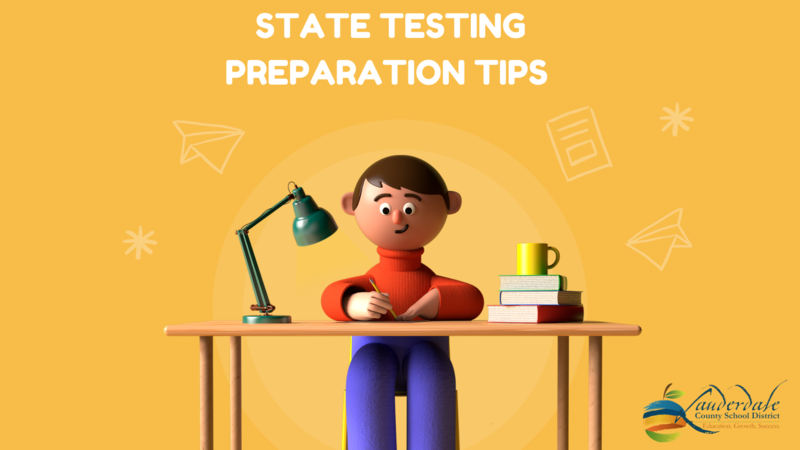 LCSD State Testing Preparation Tips