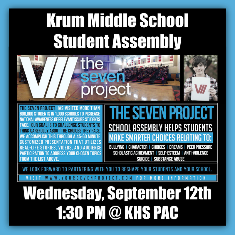 Seven Project Student Assembly Thumbnail Image