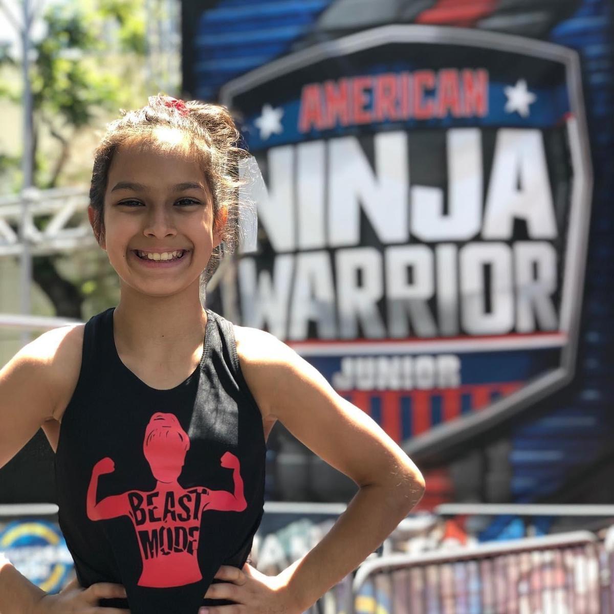 student ninja warrior