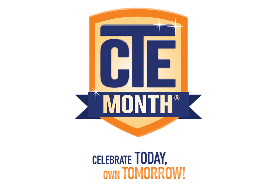 february is career and technical education month