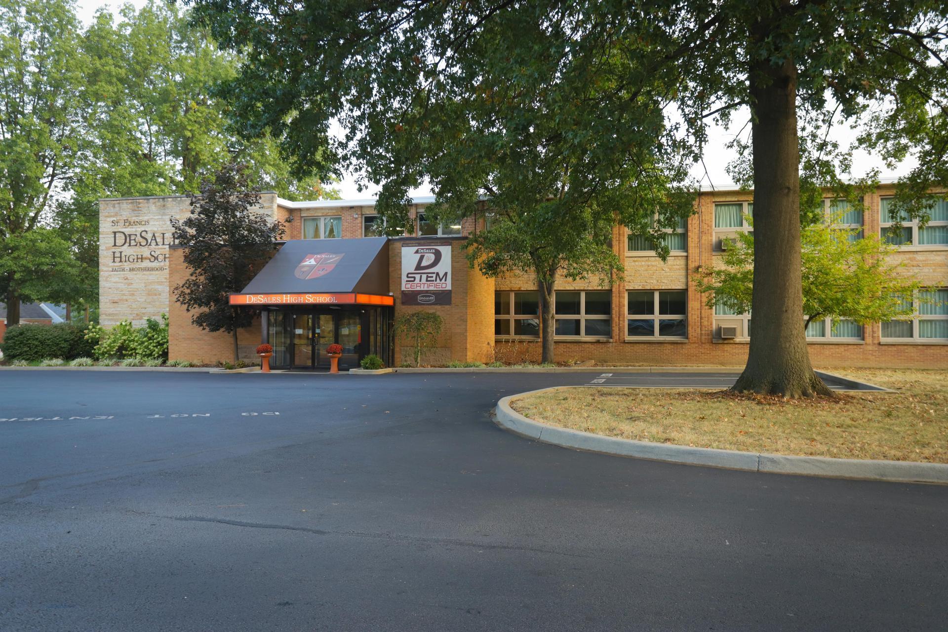 DeSales High School Catholic College-Preparatory