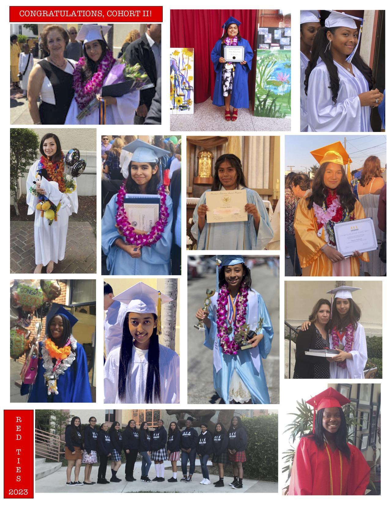 Cohort II Grads