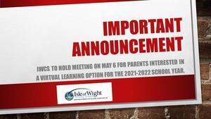 2021-2022 Virtual School