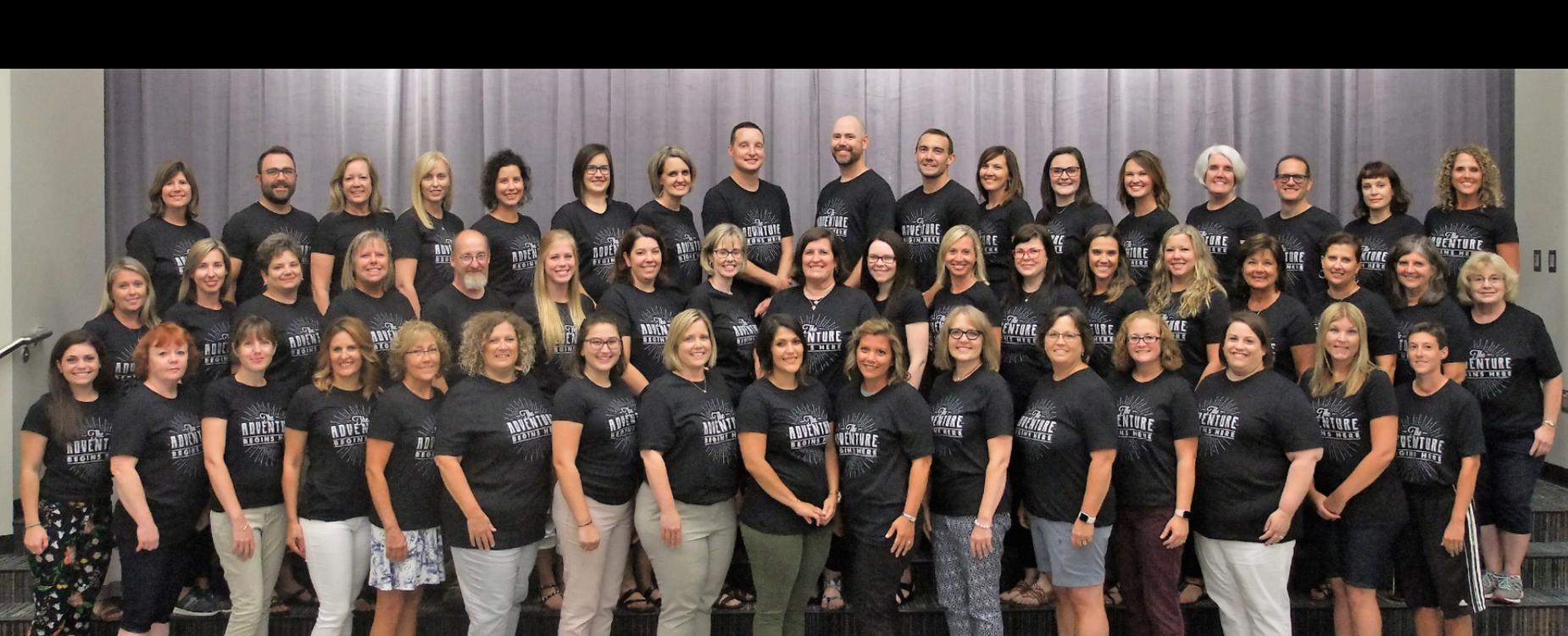Heavilin Elementary Staff Photo 2018-2019