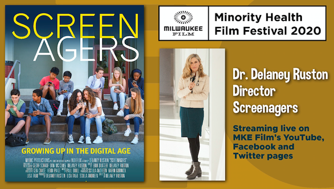 Minority Film Festival Flyer