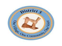 district 5 logo