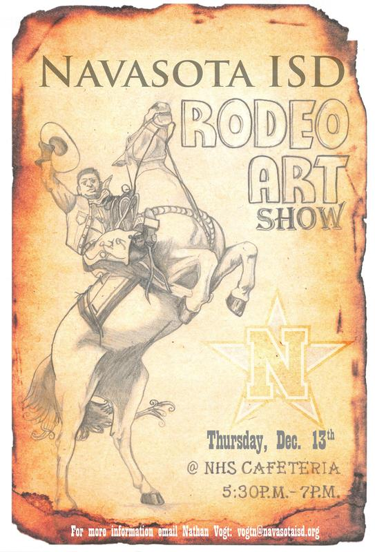 RODEO ART SHOW Featured Photo