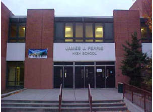 Academy of International Enterprise at James J. Ferris High School