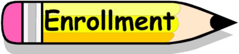 ENROLLMENT FOR 2018-2019 Thumbnail Image