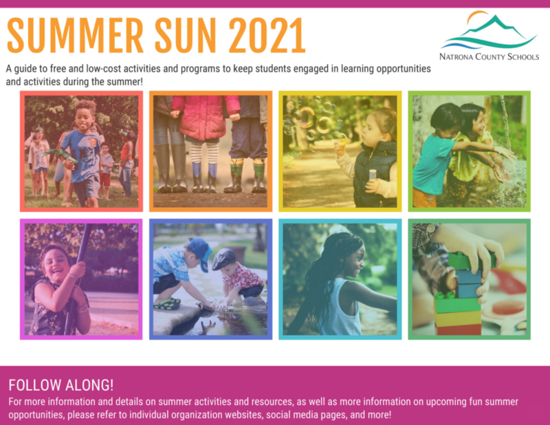 2021 Summer Sun Magazine cover