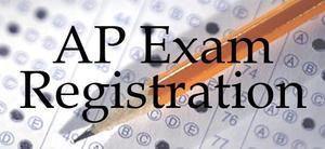 AP EXAM REGISTRATION