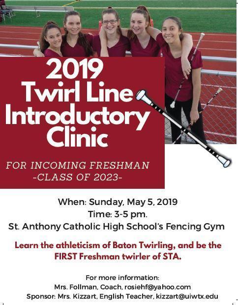 Twirl Line Clinic