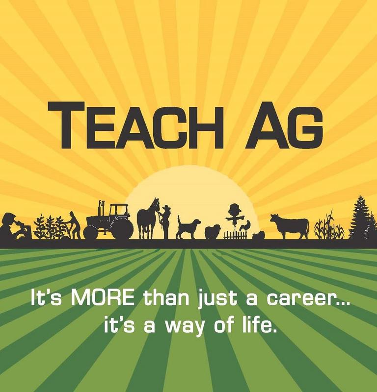 Ag. Teacher Posting Featured Photo