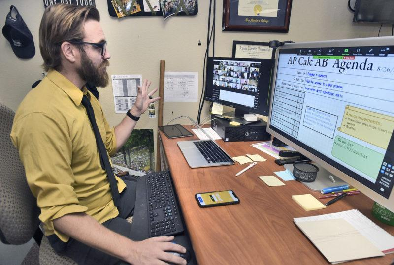 At home or in class: How teachers are bringing distance learning to students Featured Photo