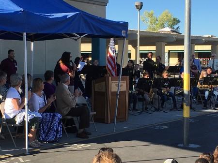 Fruitvale Alumni as Members of the Rancho Viejo Band
