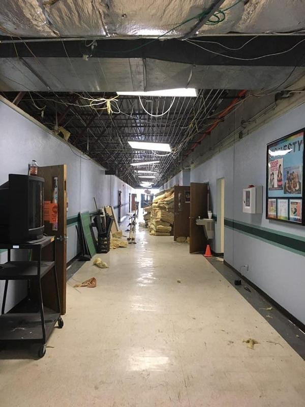 Construction Begins on New HVAC System Featured Photo