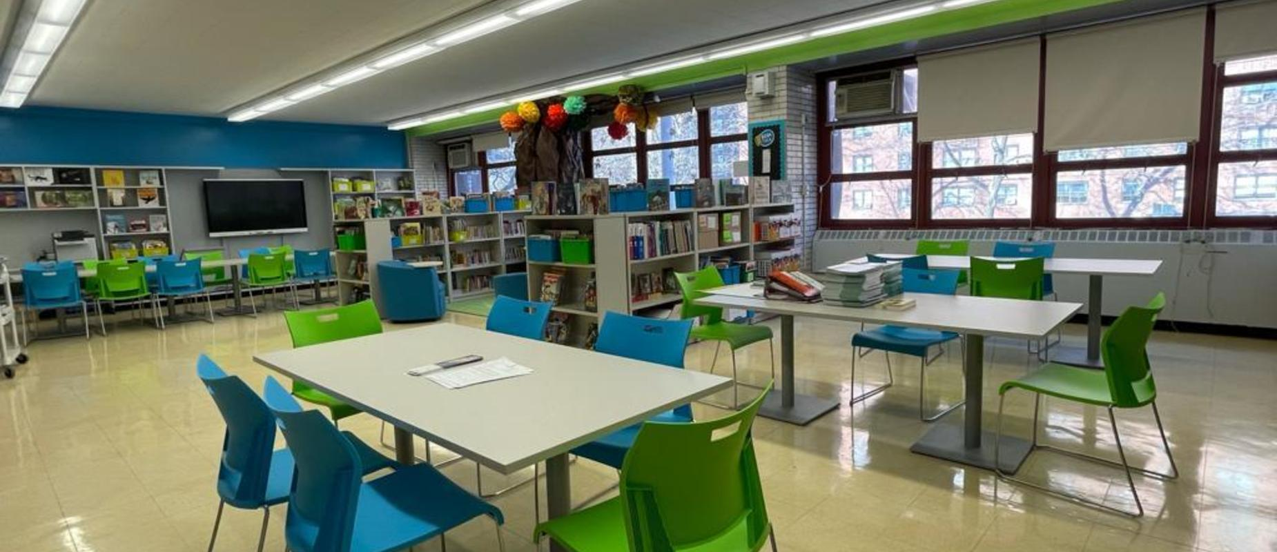 PSMS29 School Library