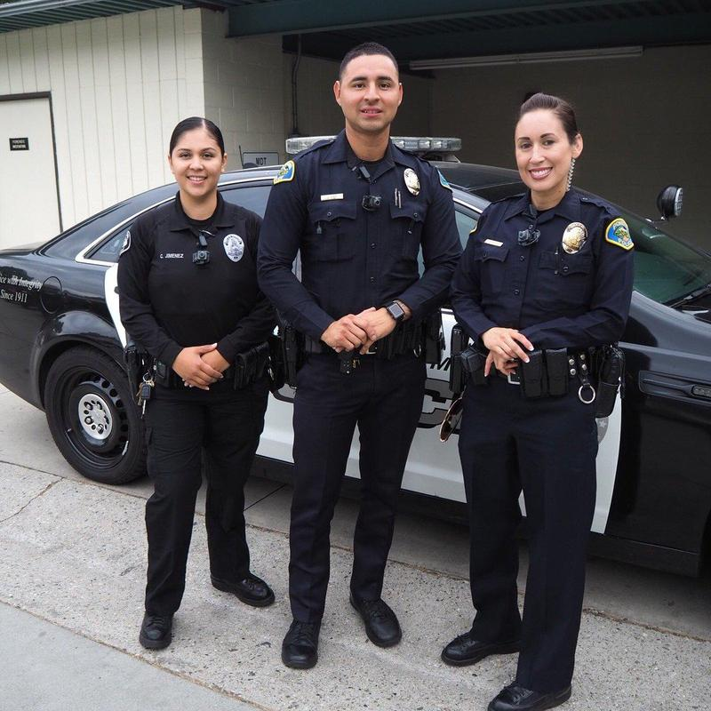 Welcome to our newest School Resource Officers