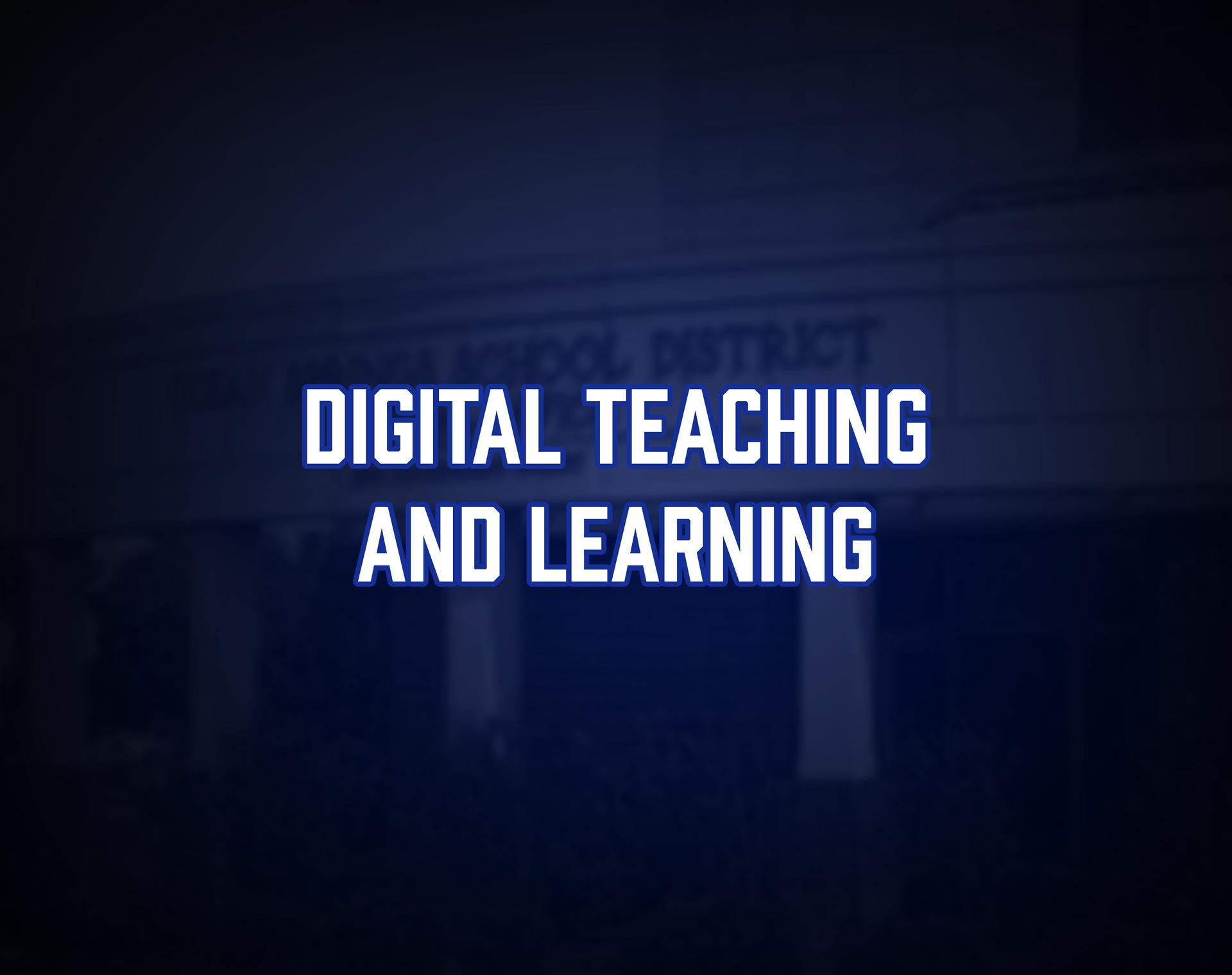Digital Teaching